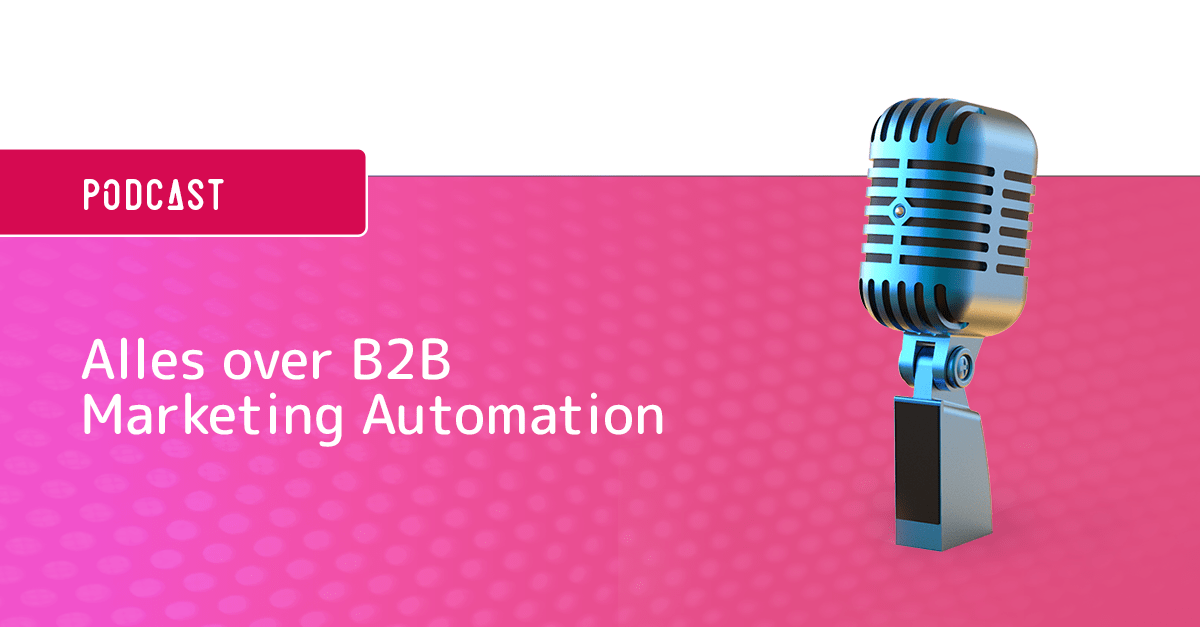 Podcast Alles over marketing automation