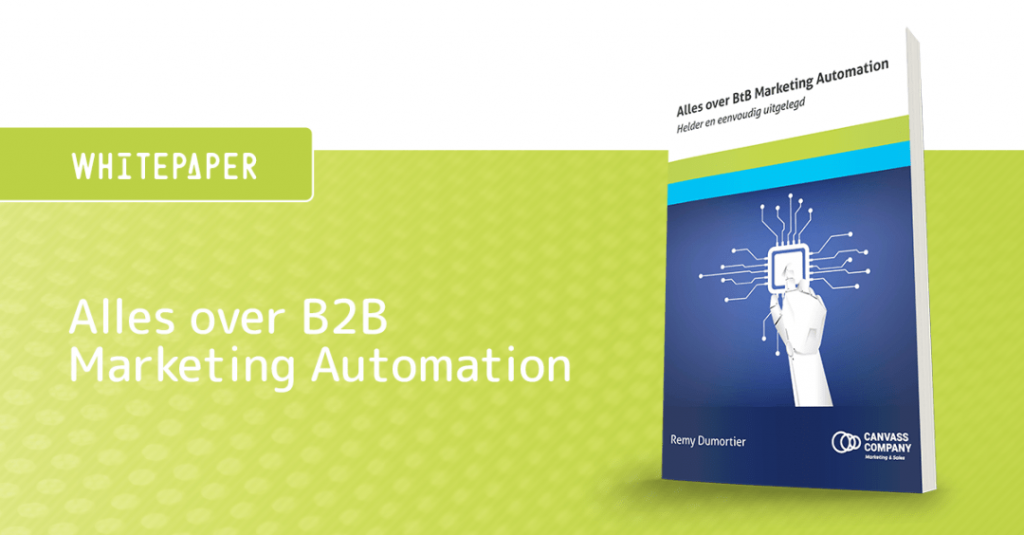 Whitepaper Alles over marketing automation